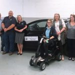 East Anglian DriveAbility's Thetford centre to unveil new driving and scooter assessment facilities for elderly and disabled locals