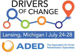Association for Driver Rehabilitation Specialists – 44th Annual Conference and Expo